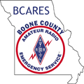 BCARES – Boone County Amateur Radio Emergency Service